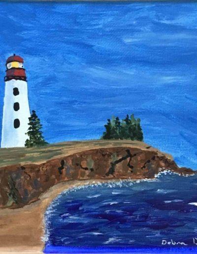 Debra-Duggan-Lighthouse-Portsmouth-Arts-Guild