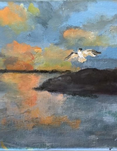 Sarah-Oesting-Seagul-Portsmouth-Arts-Guild
