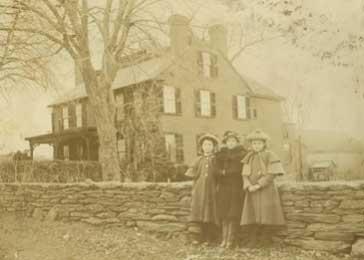 Boyd's Mill, Circa 1904, Portsmouth Historical Society