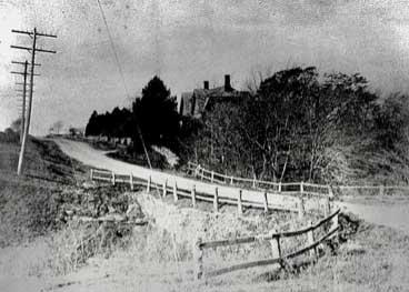 Cuff's Bridge, Portsmouth Historical Society