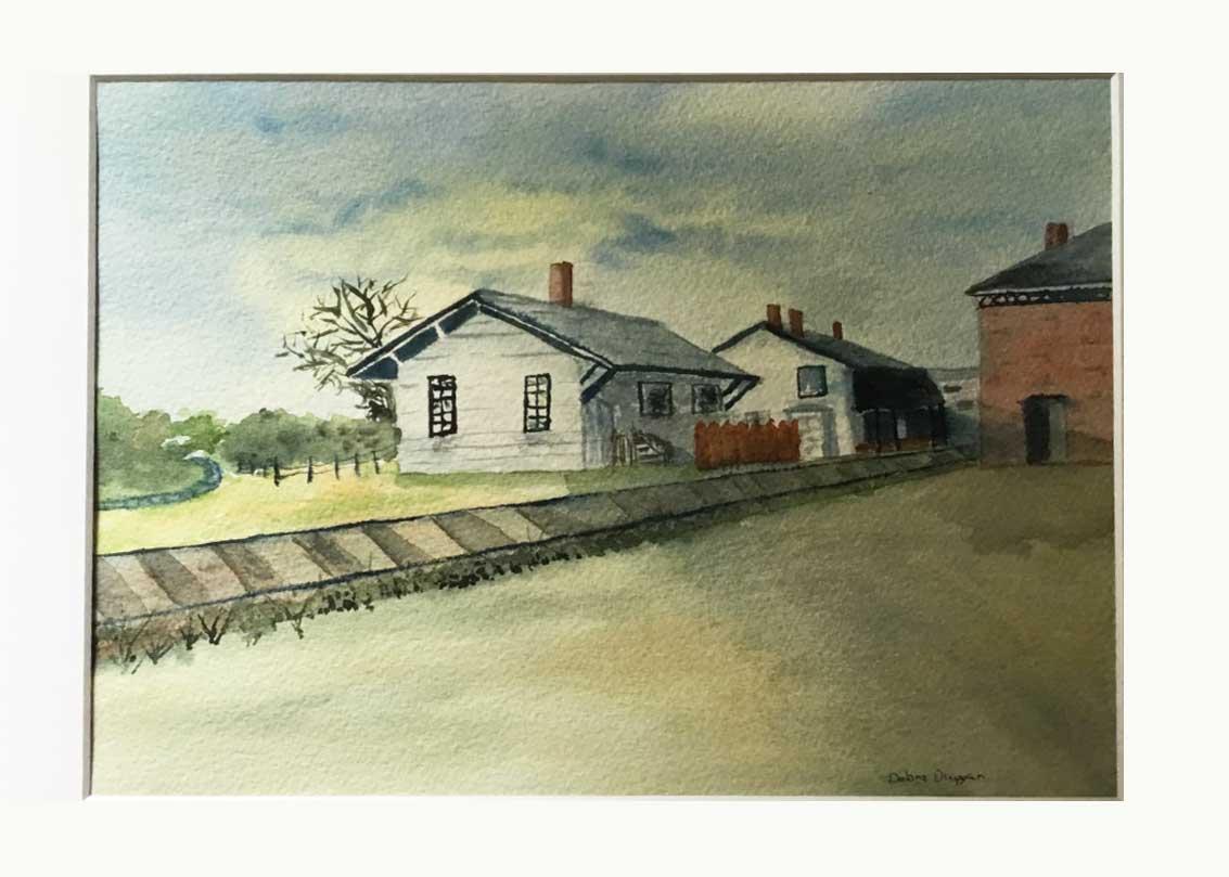 Debra Duggan, Train Depot, Portsmouth Arts Guild
