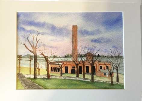 Debra Duggan, Power Plant, Portsmouth Arts Guild
