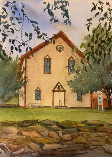 Gary Graham, Christian Union, 1900 Church, Portsmouth Arts Guild