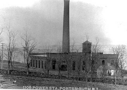 Power Station, Portsmouth, Rhode Island