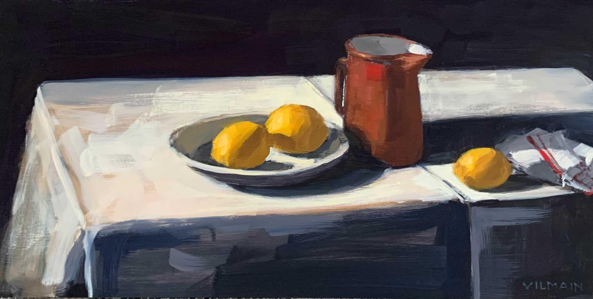 Judy Vilmain, Portsmouth Arts Guild